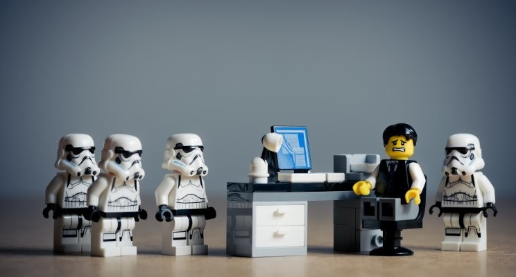 Helping Leaders Thrive in the Fourth Revolution: May The Force be with you